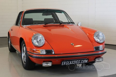 Porsche 911 2.2S  Targa 1970 for sale