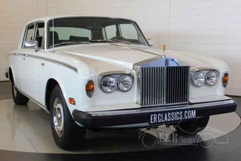 Rolls-Royce Silver Shadow II Saloon 1978 for sale
