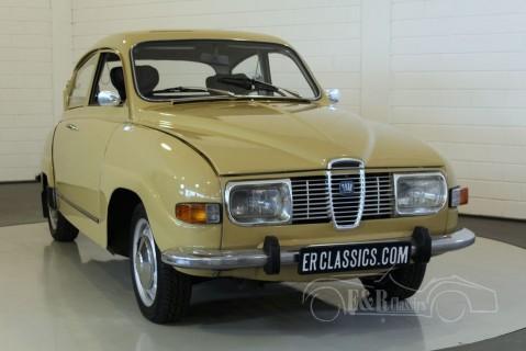 Saab 96 V4 1973 for sale