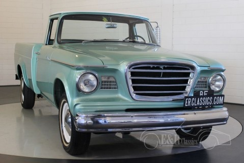 Studebaker Champ Pick-up 1963  for sale