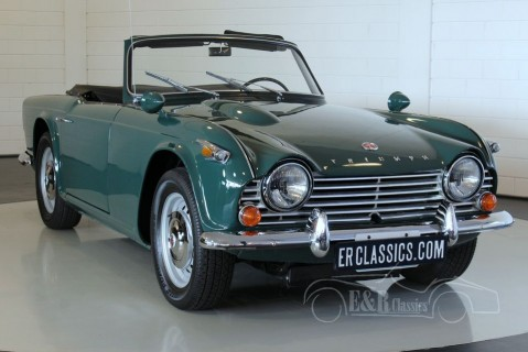 Triumph TR4 A IRS 1968 for sale