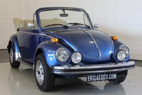 Volkswagen Beetle Cabriolet 1978 for sale