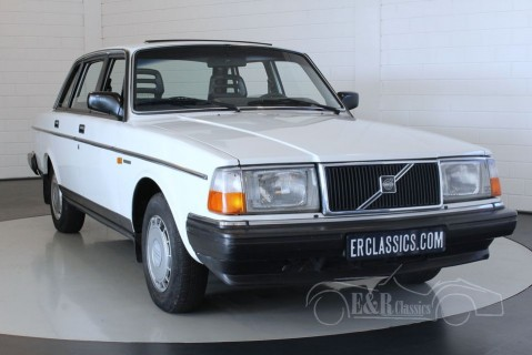 Volvo 240 GL Sedan 1988 for sale