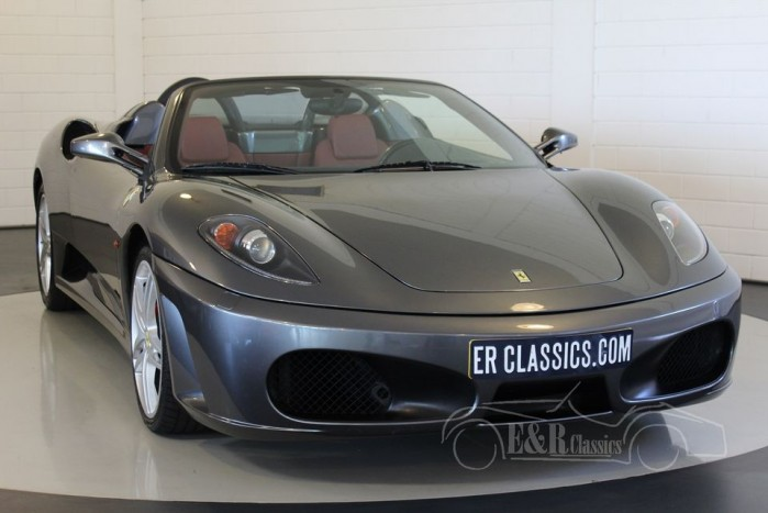 Ferrari F430 Spider F1 2006 for sale