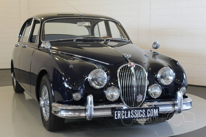 Jaguar MKII Saloon 1961 for sale