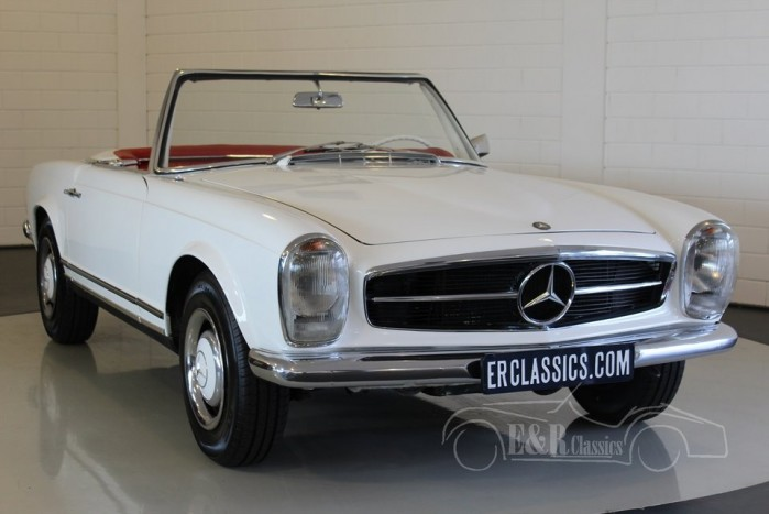 Mercedes-Benz 230SL Cabriolet 1965 for sale
