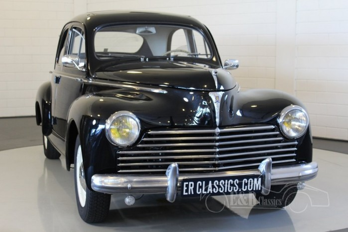 Peugeot 203C Saloon 1954  for sale
