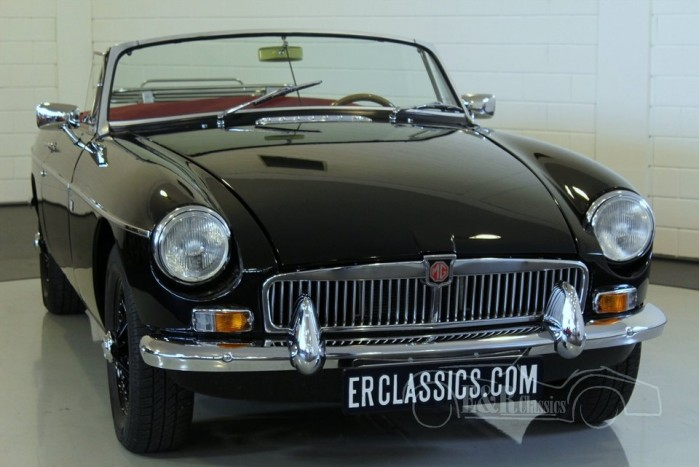 MG MGB Cabriolet 1968 for sale