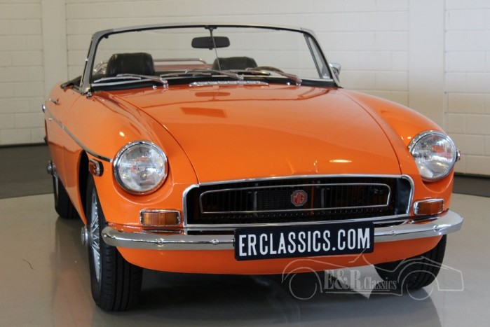 MG MGB Cabriolet 1971 for sale