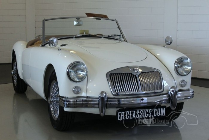 MG MGA Cabriolet 1956 for sale