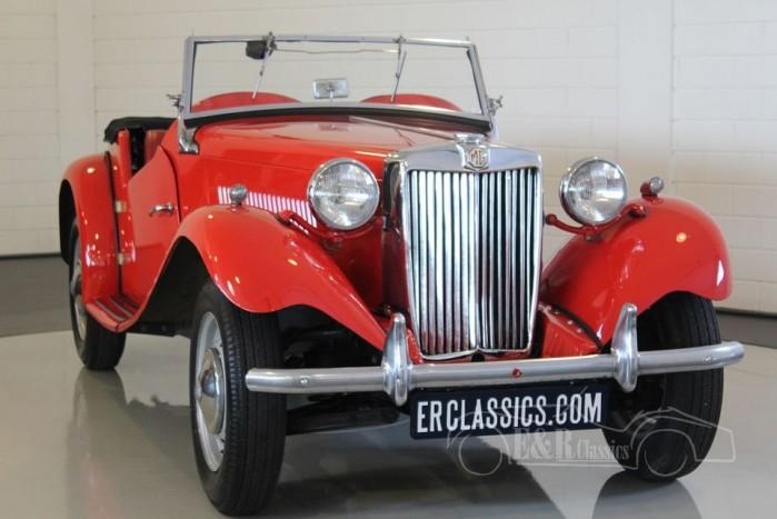 MG TD Cabriolet 1951 for sale