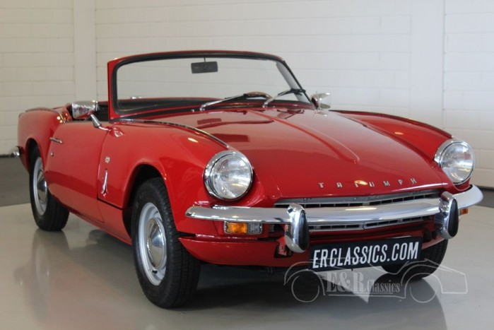 Triumph Spitfire Cabriolet 1968 for sale