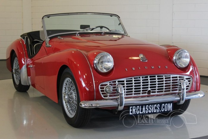 Triumph TR3 A Roadster 1959 for sale