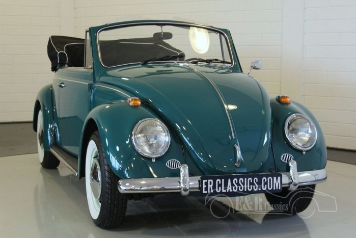 Volkswagen Beetle Cabriolet 1966 for sale