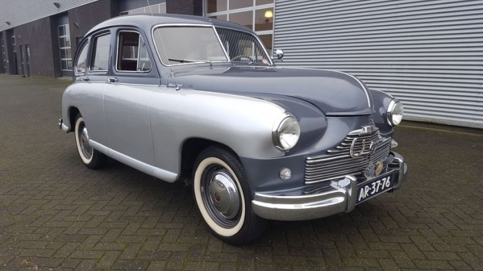 Standard Vanguard 1946 for sale