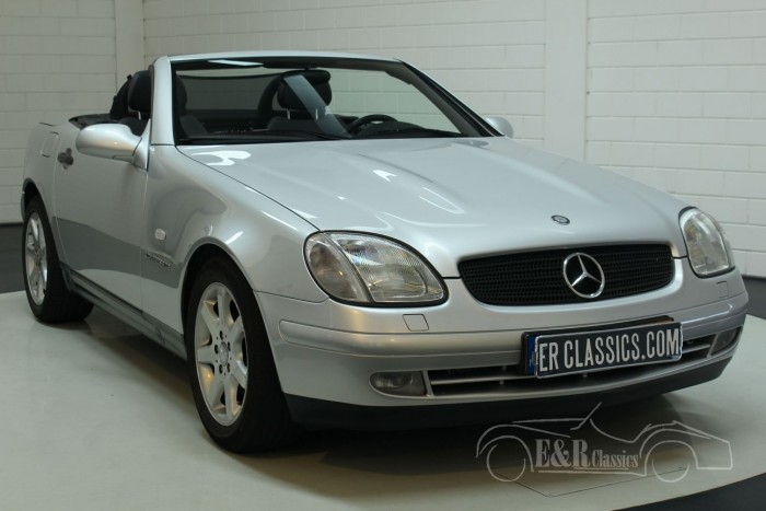 Mercedes-Benz SLK 230 Kompressor 1998 for sale