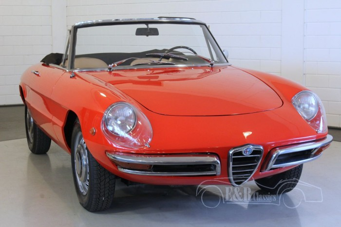 [XOTG_4463]  Alfa Romeo Veloce Duetto Spider 1969 for sale at ERclassics | Alfa Romeo Spider Duetto |  | E&R Classics