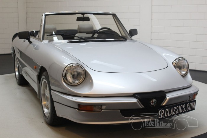 Alfa Romeo Spider 2.0 1986 for sale