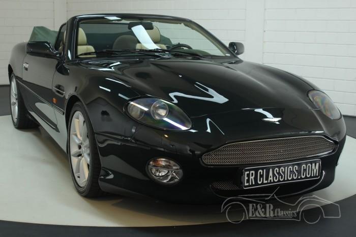 Aston Martin DB7 V12 2001  for sale