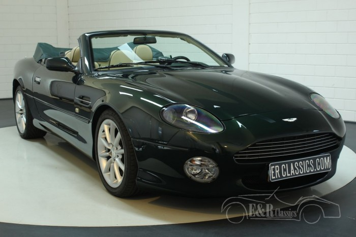 Aston Martin DB7 Vantage Volante 2001  for sale
