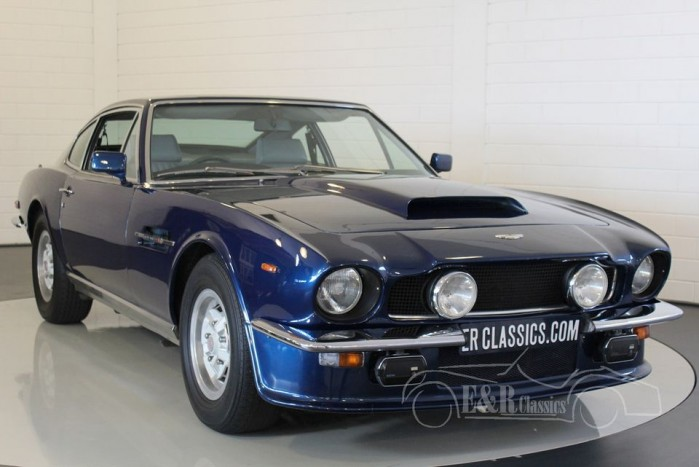 Aston Martin V8 Coupe 1974 for sale