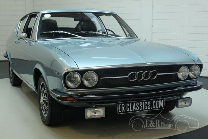 Audi 100 S Coupe 1972  for sale