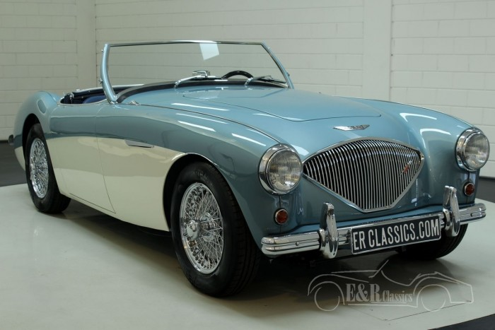 Austin Healey 100-4 BN2 1955  for sale