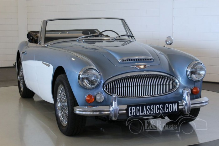 Austin Healey 3000 MKIII cabriolet 1966 for sale