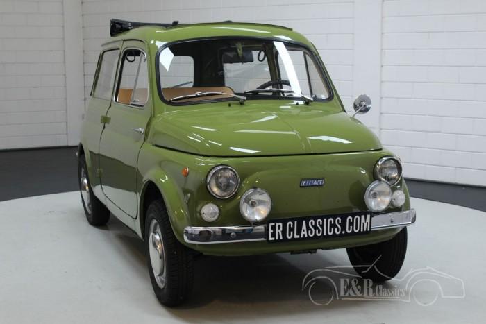 Fiat 500 Autobianchi Giardiniera 1973  for sale