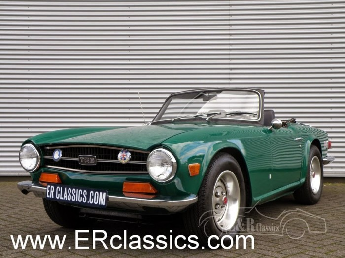 Triumph TR6 1971 for sale
