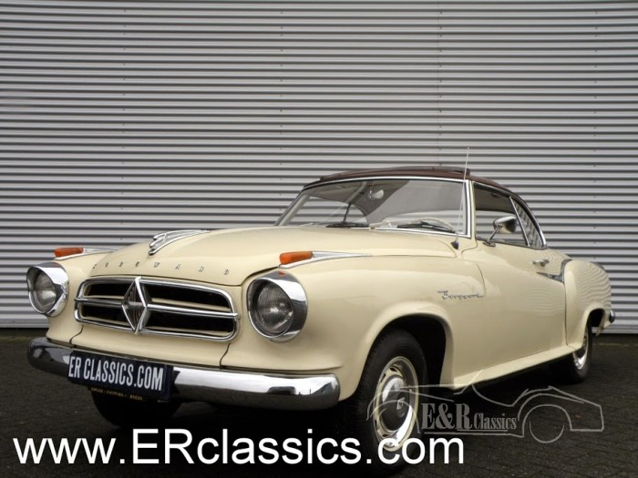 Borgward 1961 for sale