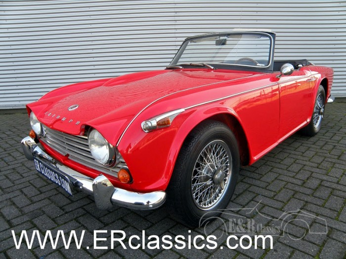 Triumph 1966 for sale