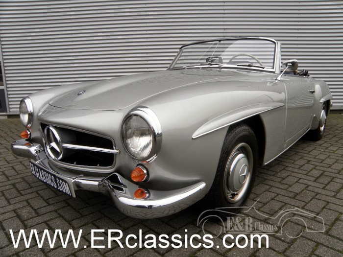 Mercedes 1956 for sale