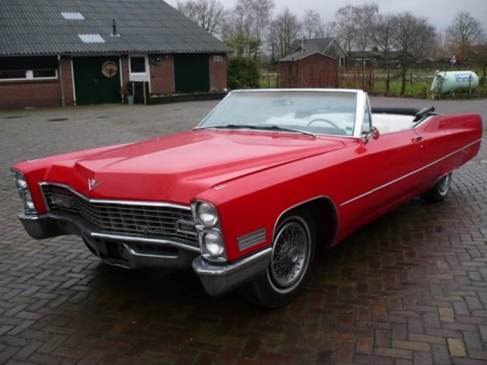 Cadillac 1967 for sale