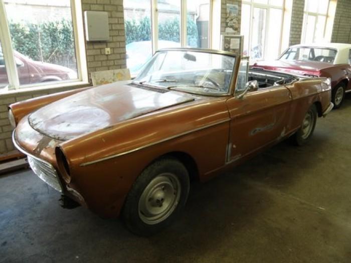Peugeot 1964 eladó