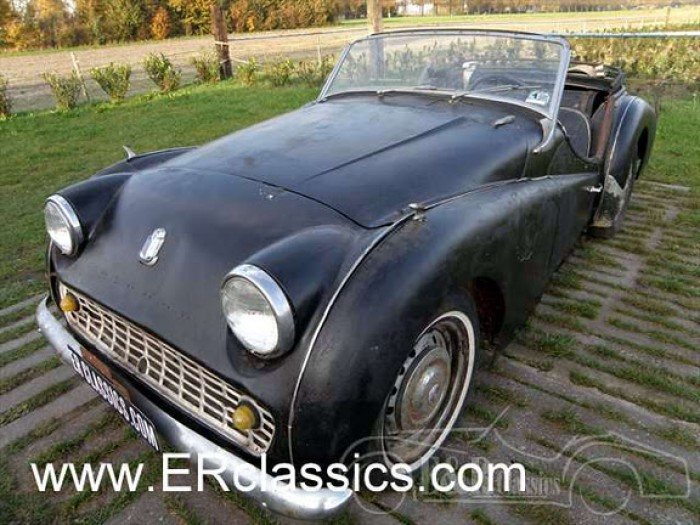Triumph 1959 na predaj
