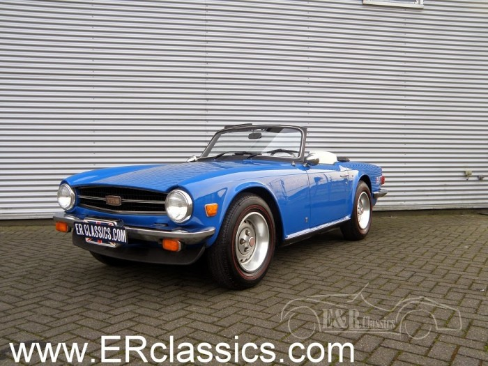 Triumph 1976 for sale