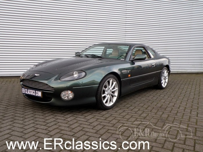 Aston Martin 2000 for sale
