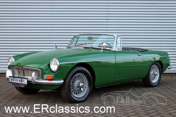 MG 1963 for sale