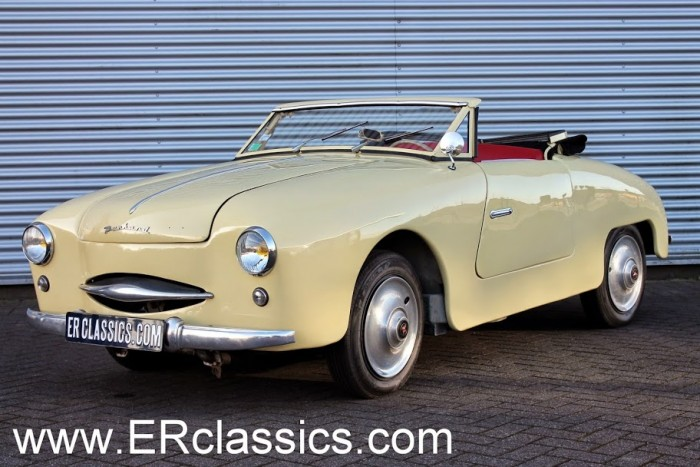 Panhard Dyna Junior Cabriolet 1954 for sale