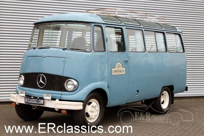 Mercedes Benz O 319 B Bus 1966 for sale