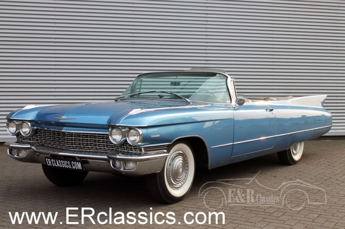 Cadillac 1960 for sale