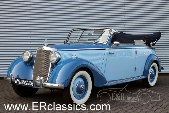 Mercedes Benz 230 1939 for sale
