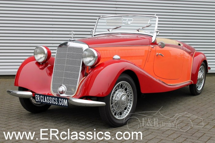 Mercedes 1938 for sale