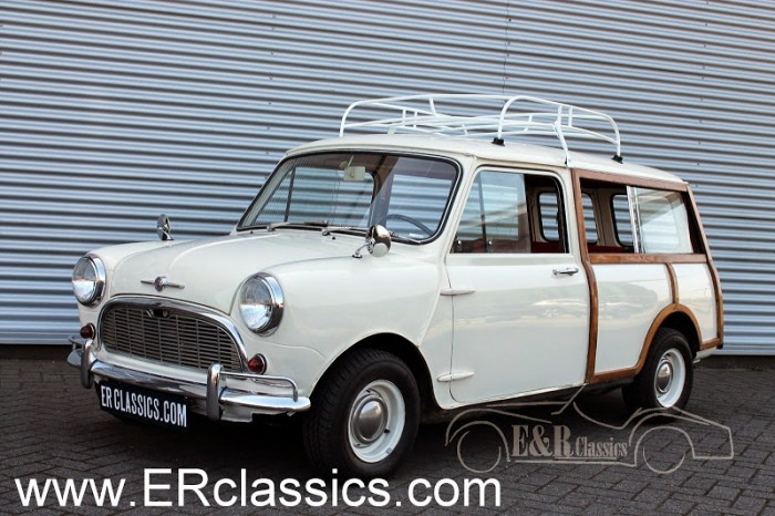 Morris Mini Traveller 1966 for sale