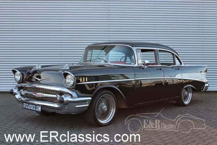 Chevrolet 1957 for sale