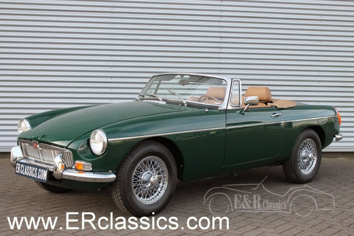 MG MGB 1975 for sale