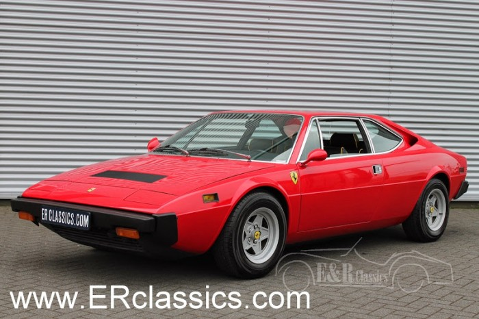 Ferrari Dino 308 GT4 Coupe 1975 for sale