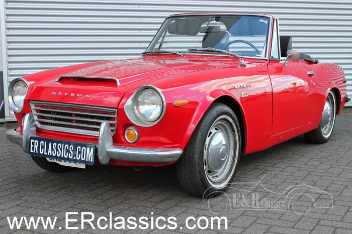 View All Photos Datsun Fairlady Cabriolet 1969 For