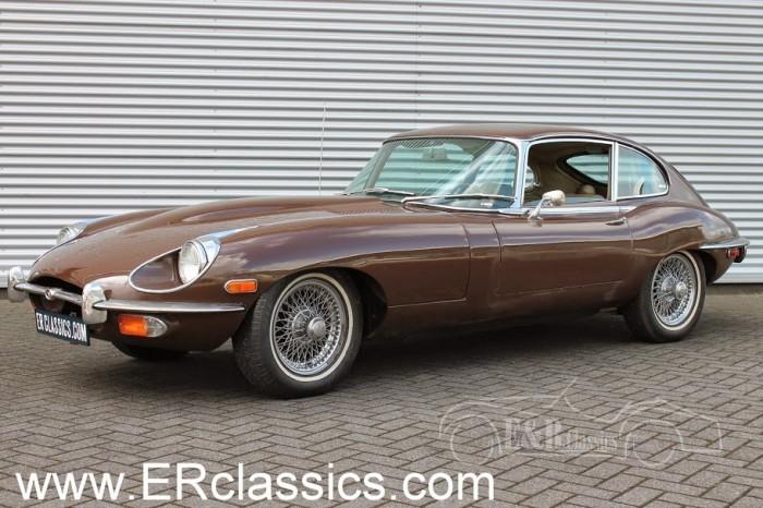 Jaguar E-Type 1969 na sprzedaż